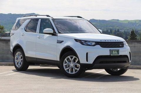 NEW 2018 LAND ROVER DISCOVERY SE 4WD