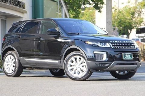 New 2017 Land Rover Range Rover Evoque SE 4WD