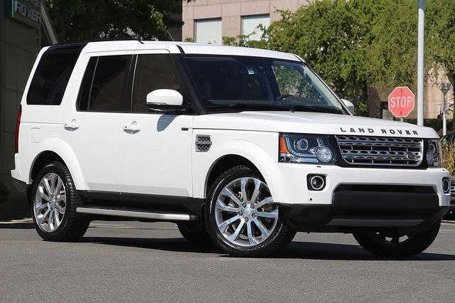 Certified Pre-Owned 2016 Land Rover LR4 HSELUX