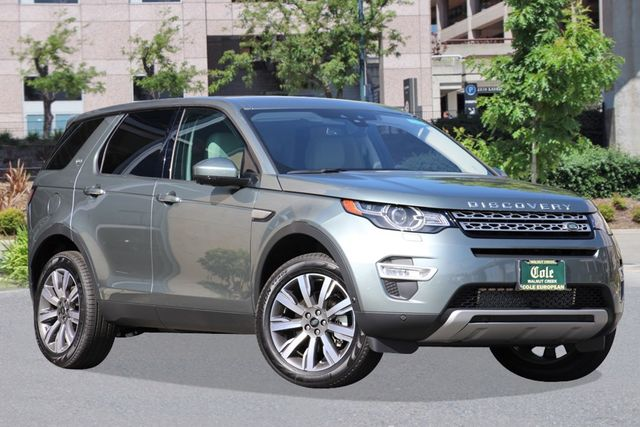 New Land Rover Discovery Sport Hse Lux Suv In Walnut Creek