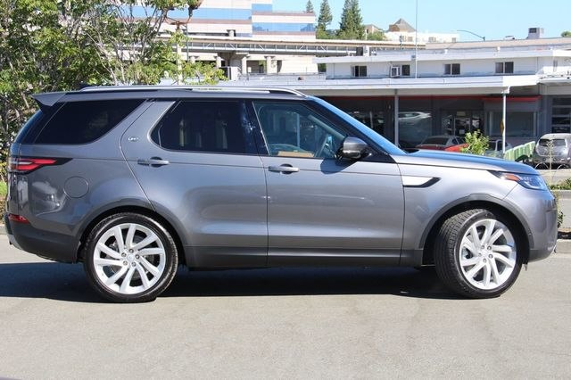 New Land Rover Discovery Hse Luxury Suv In Walnut Creek