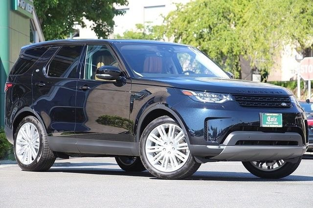 New Land Rover Discovery First Edition Suv In Walnut Creek
