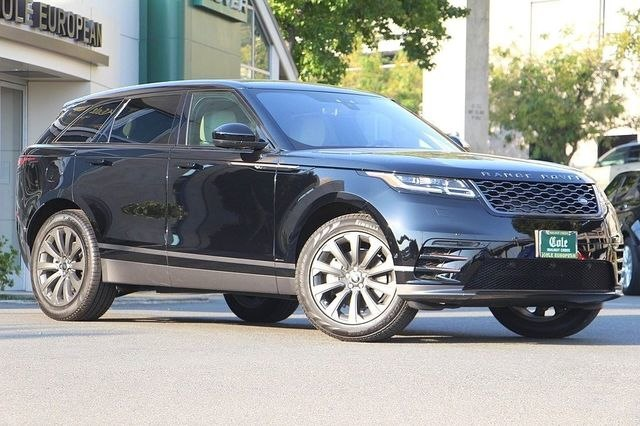 New 2018 land rover range rover velar p380 se r dynamic for Mercedes benz walnut creek service department